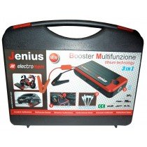 MULTIFUNZIONE BOOSTER JENIUS 3 IN 1